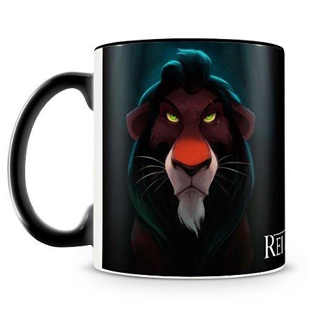 Caneca Personalizada O Rei Leão (Mod.1)