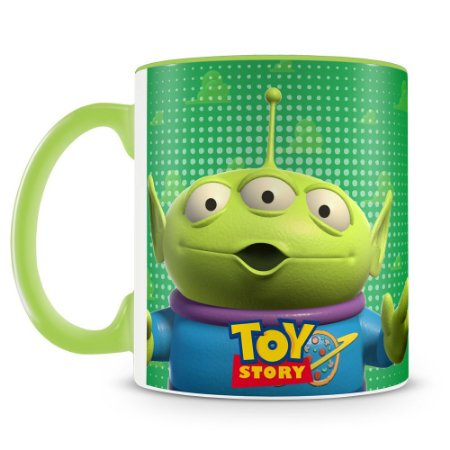 Caneca Personalizada Toy Story (Aliens)