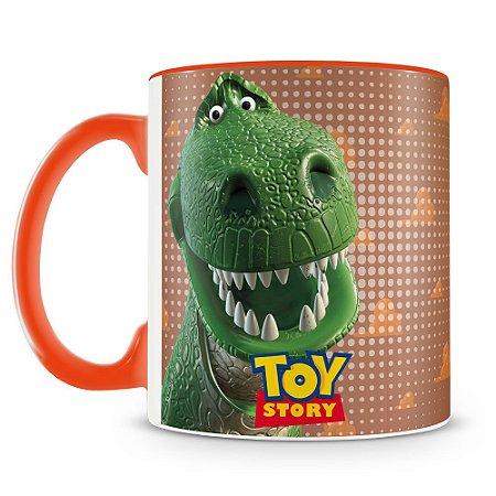 Caneca Personalizada Toy Story (Rex)