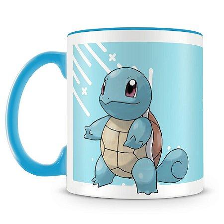 Caneca Personalizada Pokémon Squirtle (Mod.2)