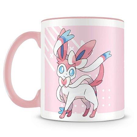 Caneca Personalizada Pokémon Sylveon