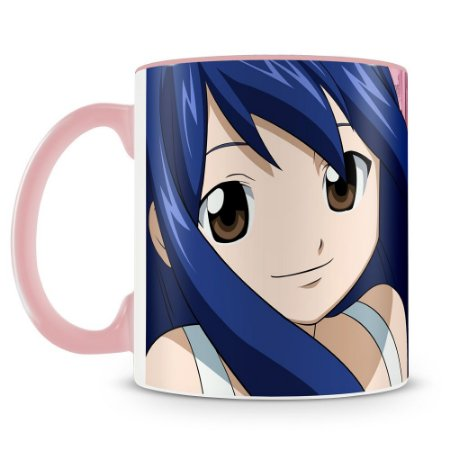 Caneca Personalizada Fairy Tail Wendy