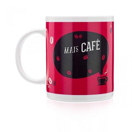 Caneca Mágica Termossensível Mais Café