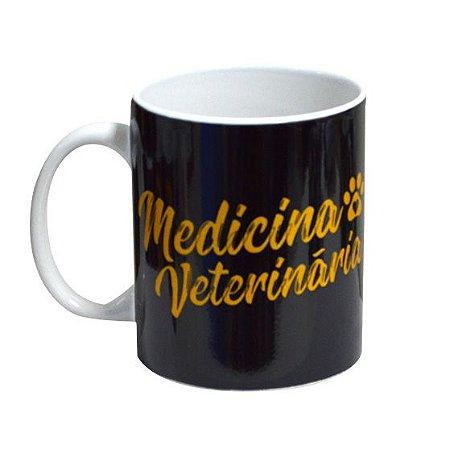 Caneca Profissão Medicina Veterinária