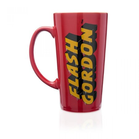Caneca de Porcelana GG Flash Gordon