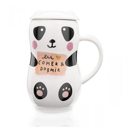 Caneca Amo Panda
