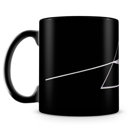 Caneca Personalizada Pink Floyd (100% Preta)