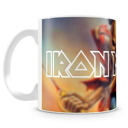 Caneca Personalizada Iron Maiden (Mod.2)
