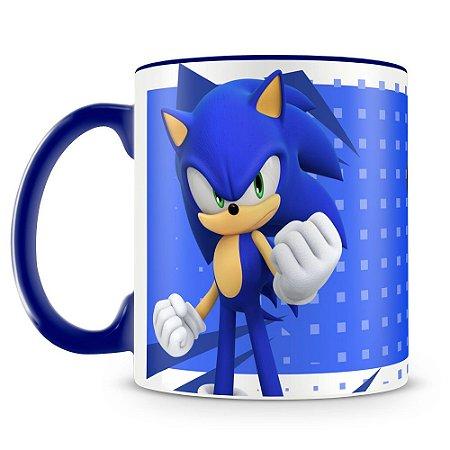 Caneca Personalizada Sonic (Sonic)