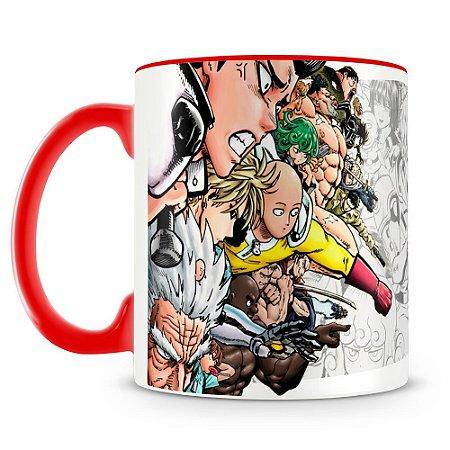 Caneca Personalizada One Punch Man (Mod.3)