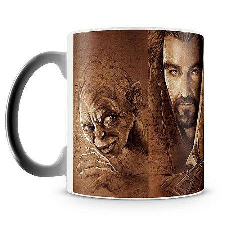 Caneca Mágica Personalizada O Hobbit