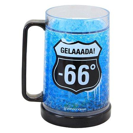 Caneca Congelável Rota 66