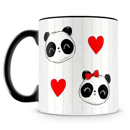 Caneca Personalizada Amor de Panda