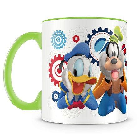 Caneca Personalizada Mickey e sua Turma