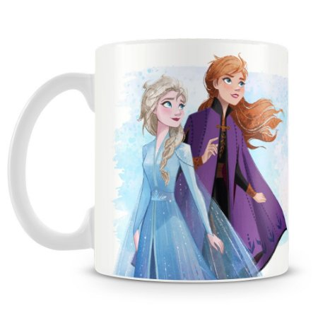 Caneca Personalizada Frozen 2 (Mod.3)