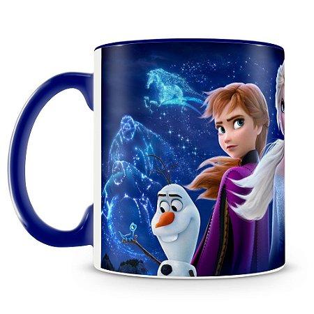 Caneca Personalizada Frozen 2 (Mod.5)