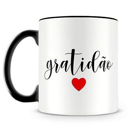Caneca Personalizada Gratidão (Mod. 2)