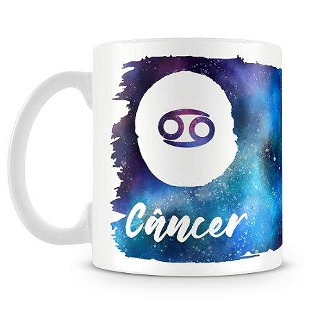 Caneca Personalizada Signo de Câncer (Mod.2)