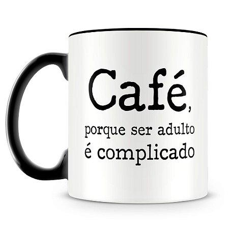 Caneca Personalizada Café (Mod.2)