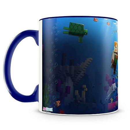 Caneca Personalizada Minecraft (Mod.4)