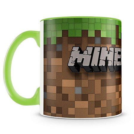 Caneca Personalizada Minecraft (Mod.3)