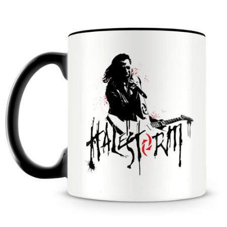 Caneca Personalizada Banda Halestorm