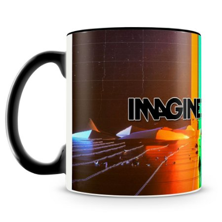 Caneca Personalizada Imagine Dragons (Mod.2)