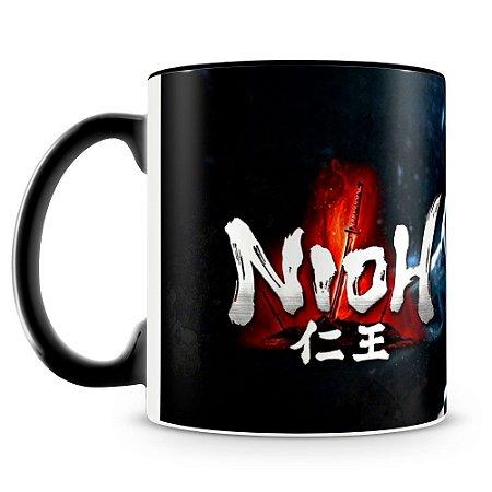 Caneca Personalizada Game Nioh