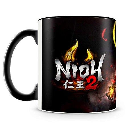 Caneca Personalizada Game Nioh (Mod.2)
