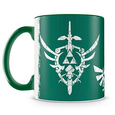 Caneca Personalizada Zelda