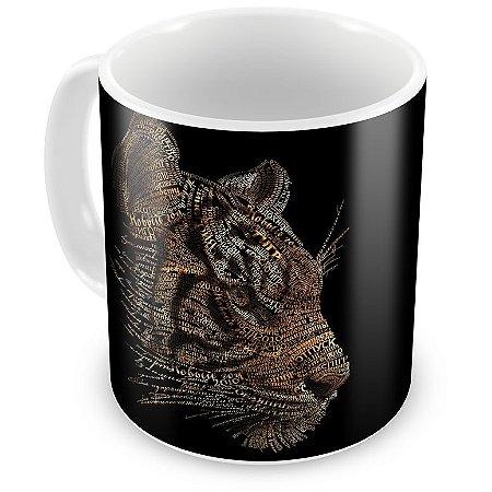 Caneca Personalizada Tigre Virtual
