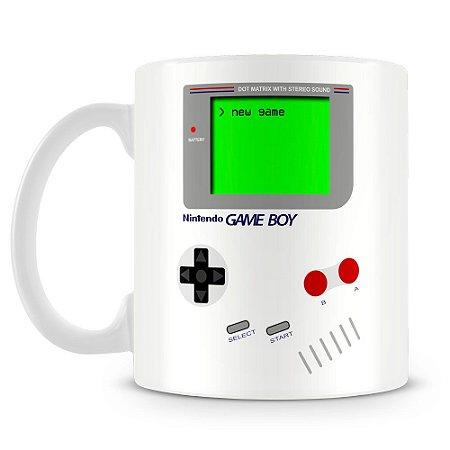 Caneca Personalizada Game Boy