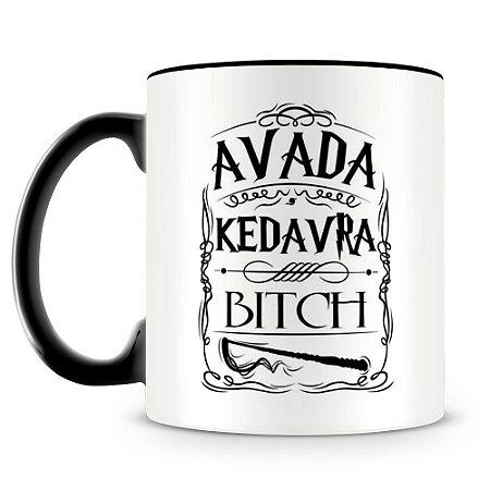 Caneca Personalizada Avada Kedavra