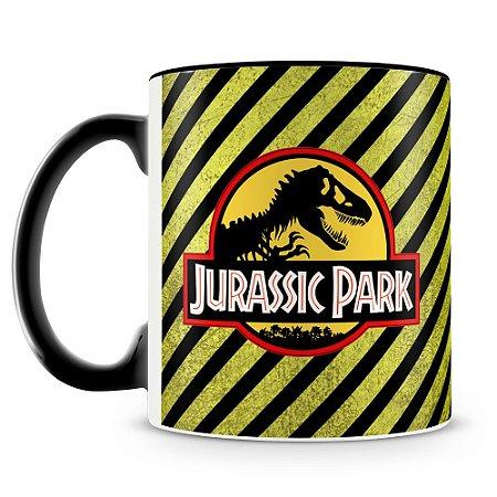 Caneca Personalizada Jurassic Park (Mod.4)