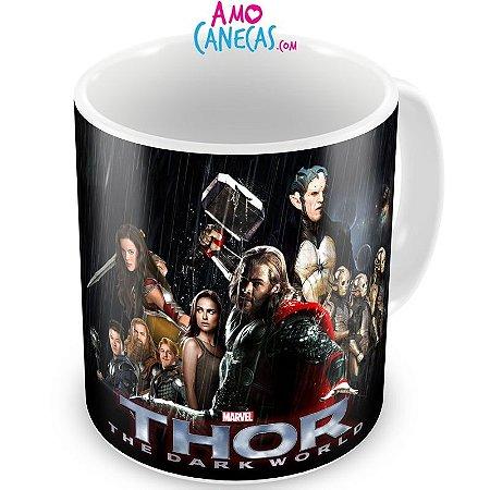 Caneca Personalizada Porcelana Thor