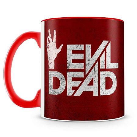Caneca Personalizada Evil Dead