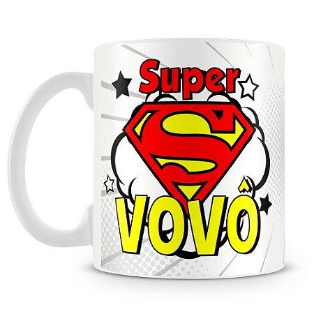 Caneca Personalizada Super Vovô