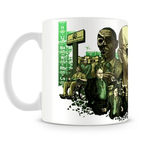 Caneca Personalizada Breaking Bad (Mod.4)