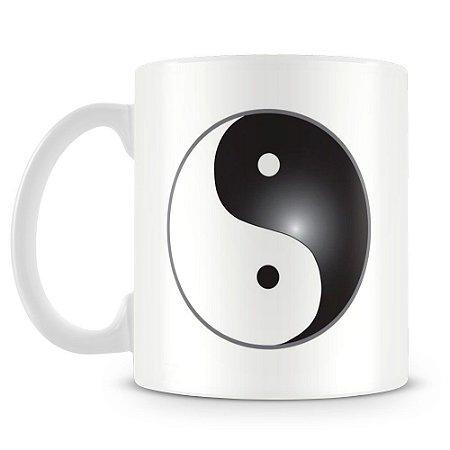 Caneca Personalizada Mandala Yin Yang (Mod.2)
