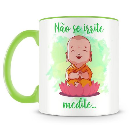 Caneca Personalizada Medite