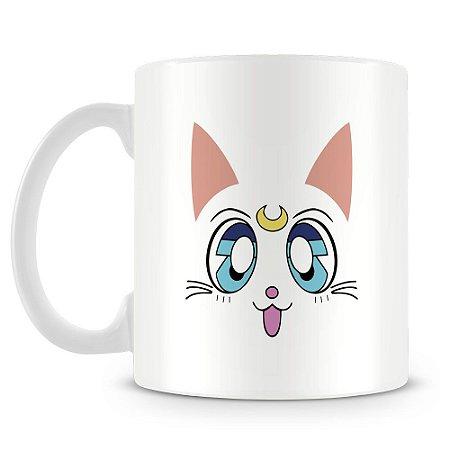 Caneca Personalizada Sailor Moon (Artemis)