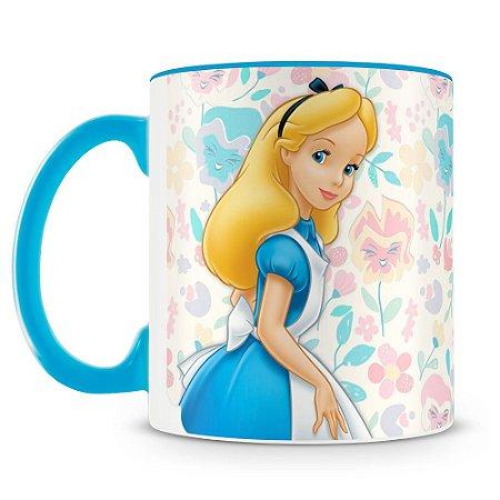 Caneca Personalizada Alice