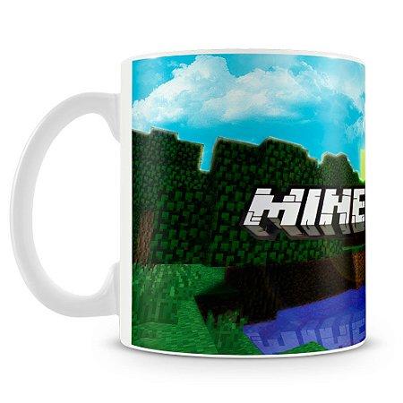Caneca Personalizada Minecraft (Mod.1)
