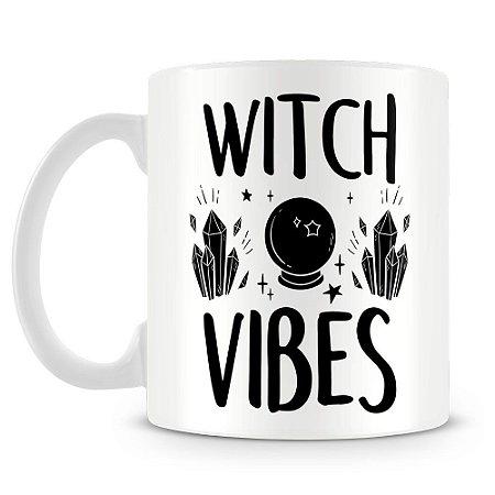 Caneca Personalizada Witch Vibes