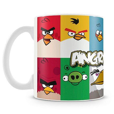 Caneca Personalizada Angry Birds (Mod.1)