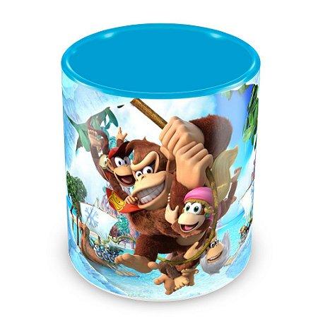 Caneca Personalizada Donkey Kong (Mod.2)
