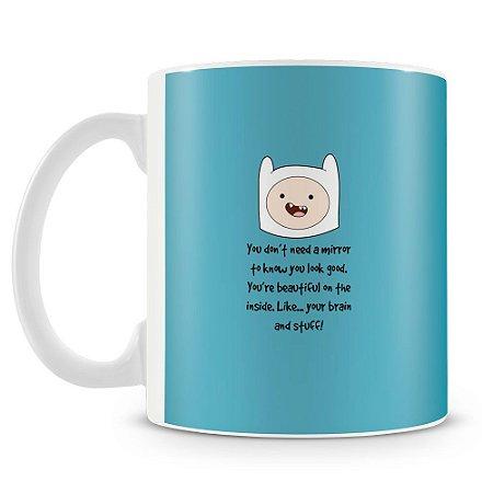 Caneca Personalizada Adventure Time