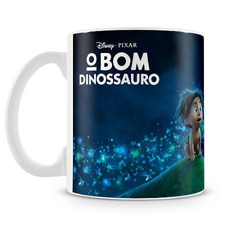 Caneca Personalizada O Bom Dinossauro (Mod.1)