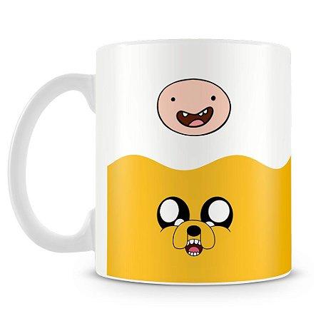 Caneca Personalizada Adventure Time (Mod.2)