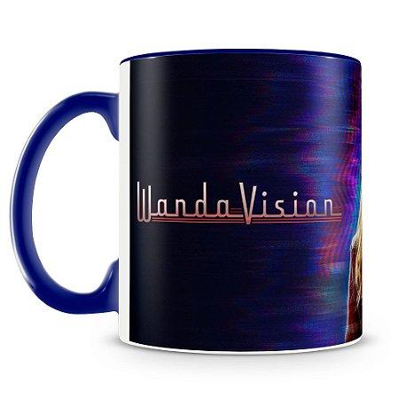 Caneca Personalizada WandaVision (Mod.2)